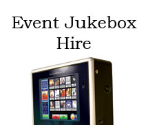 Event Jukebox Hire